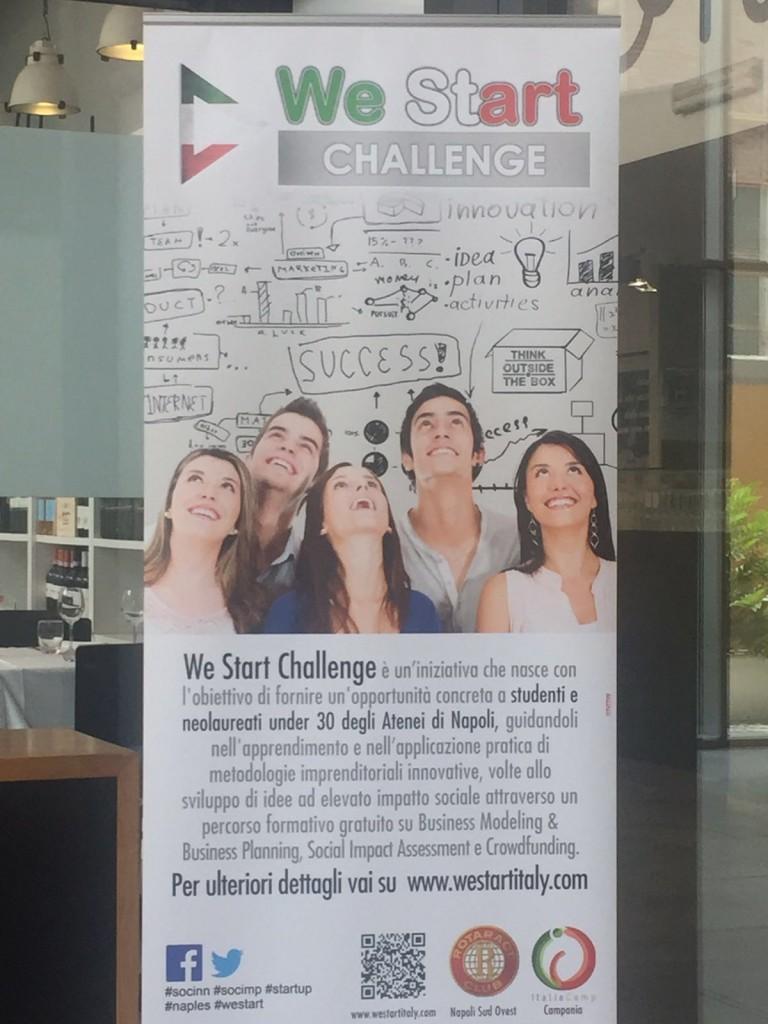 we start challenge 2016