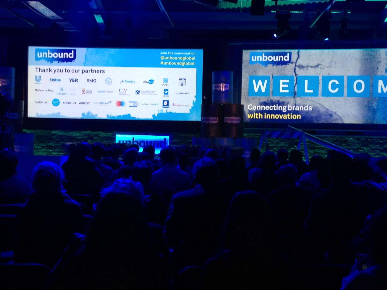 La Campania delle startup protagonista a Unbound Digital 2016