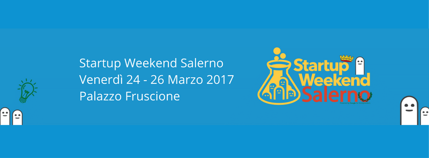 Startup Weekend Salerno 24-26 marzo