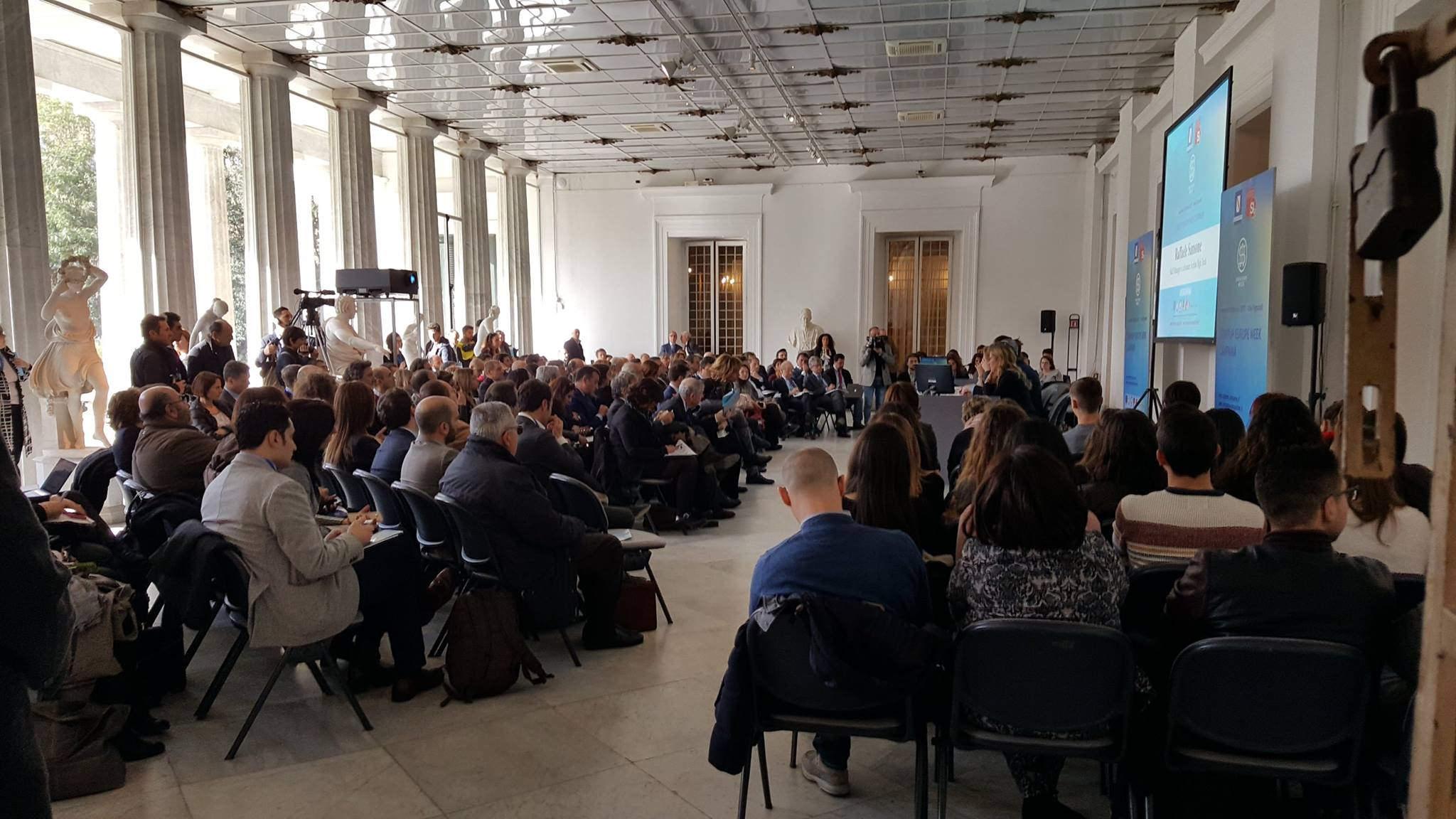 Startup Europe Week Campania 2017