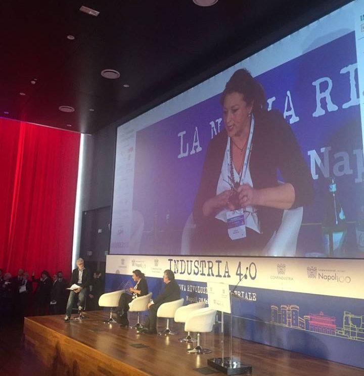 Industria 4.0: 100 anni dell'Unione Industriali di Napoli